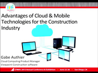 Everything's Looking Up: The Advantages of Cloud & Mobile Technology