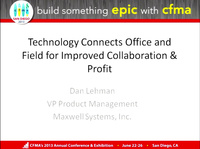 Technology Connects Office & Field for Improved Collaboration & Profit