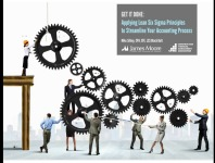 Get It Done: Applying Lean Six Sigma Principles to Streamline Your Accounting Process