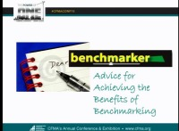 Dear Benchmarker - Advice for Achieving the Benefits of Benchmarking