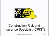 IRMI CRIS Course: Nuts & Bolts of CGL Coverage