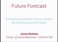 Construction Technology Forecast: Harnessing Integration, Mobile, Sensors & Augmented Reality