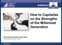 How to Capitalize on the Strengths of the Millennial Generation