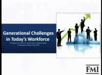 Generational Challenges in Today's Workforce