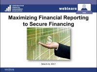 Maximizing Financial Reporting to Secure Financing