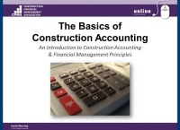 The Basics of Construction Accounting - Session 2