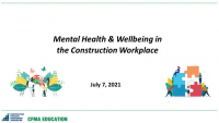 What's Under the Hardhat: Mental Health & Wellbeing in the Construction Industry icon