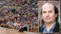 Morning Lecture Series: David Grann