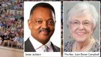 Morning Lecture Series: Jesse Jackson with Joan Brown Campbell