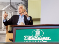 Ambassador William J. Burns • Amphitheater Lecture Series