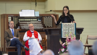 Rabbi Sharon Brous • Interfaith Worship Sermon