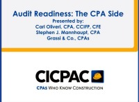 Audit Readiness - The CPA Side of Interim Procedures