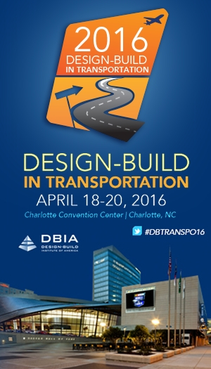 2016 Design-Build in Transportation