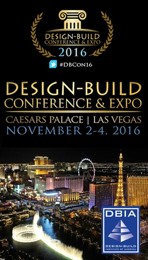 2016 Design-Build Conference & Expo