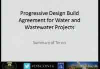 Standard Form of Contract for Progressive Design-Build