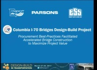 Procurement Best Practices Facilitated Accelerated Bridge Construction to Maximize Project Value