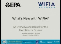 Practitioners' Session: What's New with WIFIA - An Overview and Update