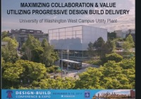 Maximizing Collaboration & Value Utilizing Progressive Design-Build