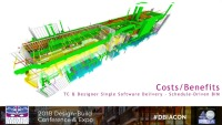 Technology Session #2: Costs/Benefits: TC & Designer Single Software Delivery - Schedule-Driven BIM