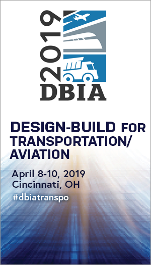2019 Design-Build for Transportation/Aviation