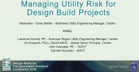 Managing Utility Risk for Design-Build Transportation Projects