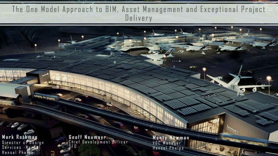 The One Model Approach to BIM, Asset Management and Exceptional Project Delivery