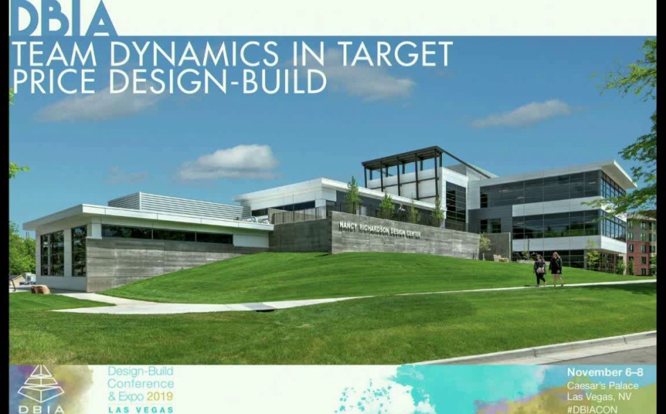 Lessons in Team Dynamics from Procurement through Preconstruction in Target Price Design-Build