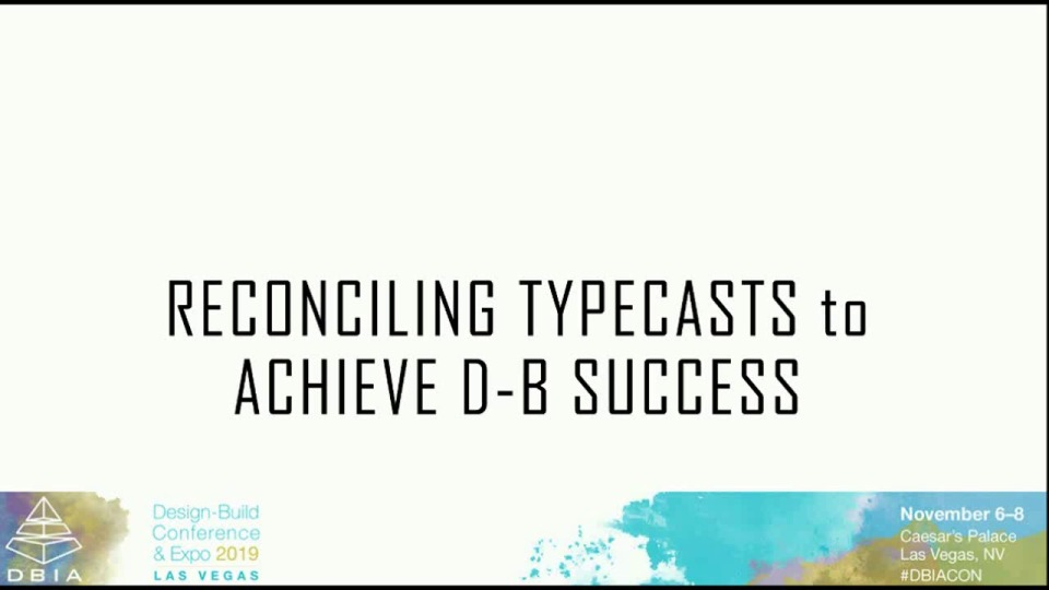 Reconciling Typecasts to Achieve Design Build Success