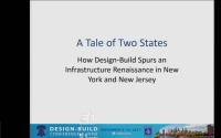 A Tale of Two States - How Design-Build Spurs an Infrastructure Renaissance in New York and New Jersey