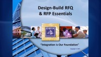 Design-Build RFQ & RFP Essentials