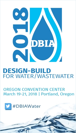 2018 Design-Build for Water/Wastewater