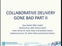 Collaborative Delivery Gone Bad - Part 2