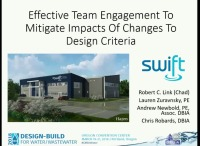 Effective Team Engagement to Mitigate the Impacts of Changes to Design Criteria