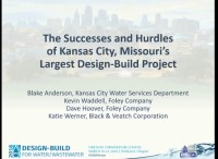 The Successes and Hurdles of Kansas City, Missouri's Largest Design-Build Project