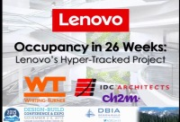 Occupancy in 26 Weeks: Lenovo's Hyper-Tracked Project
