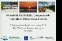 Paradise Restored: Design-Build-Operate in Islamorada, Florida