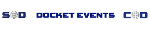 Docket Events Logo