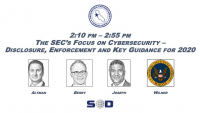 The SEC's Focus on Cybersecurity – Disclosure, Enforcement and Key Guidance for 2020