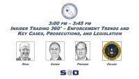 Insider Trading 360° – Enforcement Trends and Key Cases, Prosecutions, and Legislation