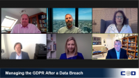 Managing the GDPR After a Data Breach