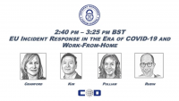 EU Incident Response in the Era of COVID-19 and Work-from-Home