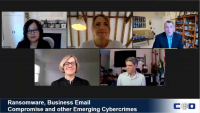 Ransomware, Business Email Compromise and other Emerging Cybercrimes