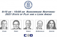 Ransomware Response: 2021 State of Play and a Look Ahead