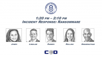 Incident Response: Ransomware icon