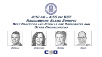 Ransomware Slams Europe: Best Practices and Pitfalls for Corporates and Other Organizations icon