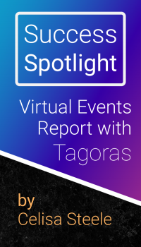 Virtual Events Report with Tagoras
