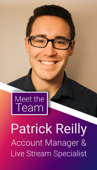 Meet Patrick Reilly