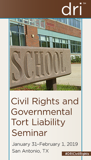 Firm Access - Civil Rights and Governmental Tort Liability