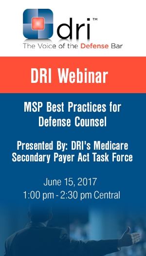 MSP Best Practice for Defense Counsel - Non-Member