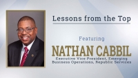 Lessons from the Top Featuring Nathan Cabbil